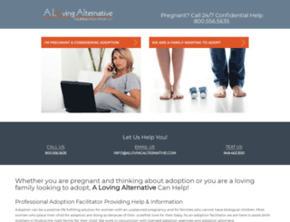 alovingalternative.com screenshot