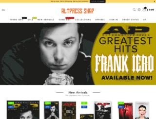 alp.magserv.com screenshot