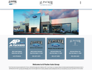 alpacker.com screenshot