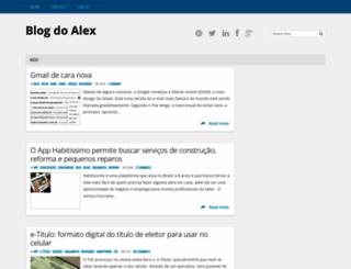 alpalombo.blogspot.com.br screenshot