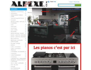 alpexe.com screenshot