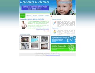 alpha-redes-protecao.com.br screenshot
