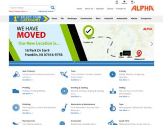 alpha-tools.com screenshot