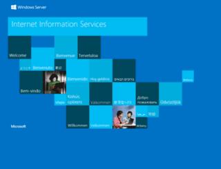 alpha.mapwebserver.com screenshot