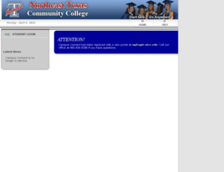 alpha.ntcc.edu screenshot