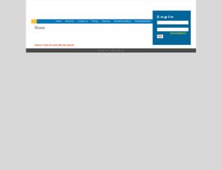 alpha.smscountry.com screenshot