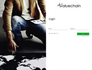 alpha.valuechain.com screenshot