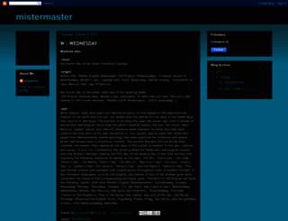 alphabetme.blogspot.com screenshot