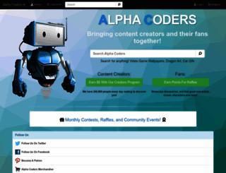 alphacoders.com screenshot
