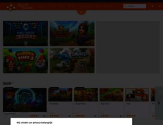 alphaonline.hyves.nl screenshot