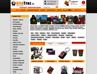 alphatraz.cz screenshot