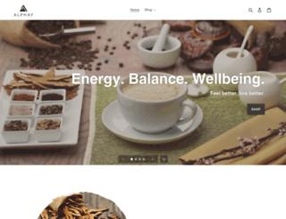 alphayglobal.com screenshot