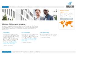 alphera.com screenshot