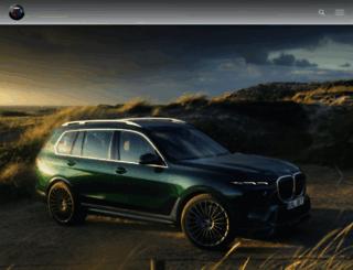 alpina.co.jp screenshot