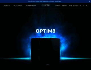 alpine-usa.com screenshot