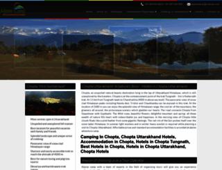 alpineadventurecamp.com screenshot