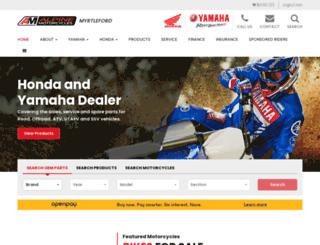 alpinemotorcyclesonline.com.au screenshot