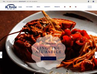 alponte.it screenshot