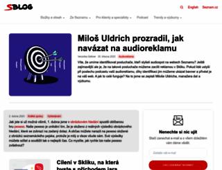 alprazolama.sblog.cz screenshot