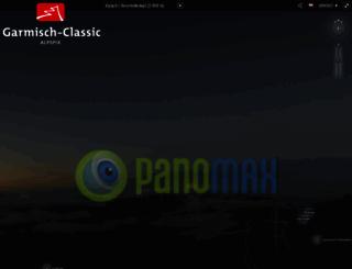 alpspix.panomax.at screenshot
