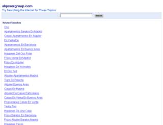 alqosorgroup.com screenshot