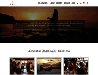 alquimiasocial.com screenshot