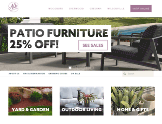 als-gardencenter.com screenshot