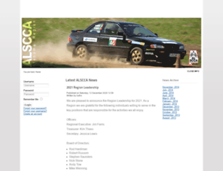 alscca.net screenshot