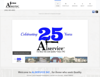 alserviceinc.com screenshot