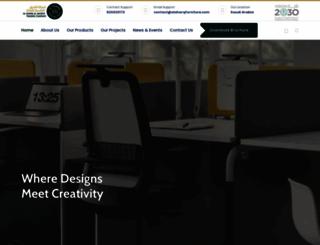 alsharqfurniture.com screenshot