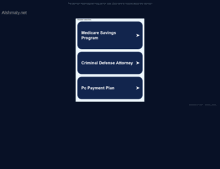 alshmaly.net screenshot