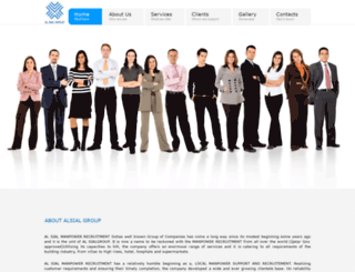 alsialgroup.com screenshot