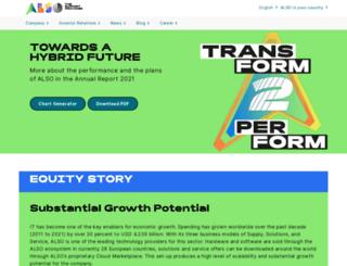 alsoactebis.com screenshot
