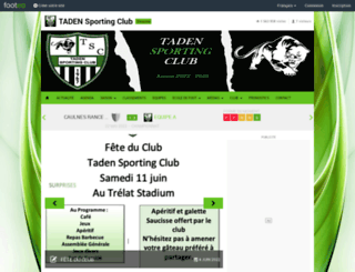 alss-trelat-taden.footeo.com screenshot