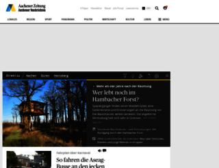 alt.aachener-zeitung.de screenshot