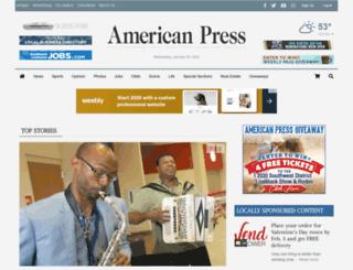 alt.americanpress.com screenshot