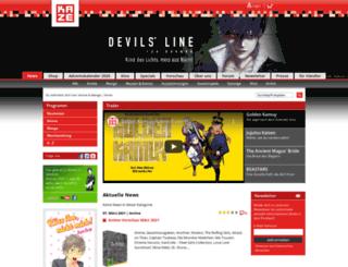 alt.kaze-online.de screenshot