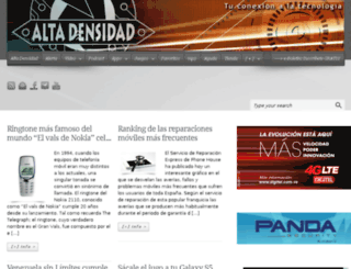 altadensidad.wordpress.com screenshot