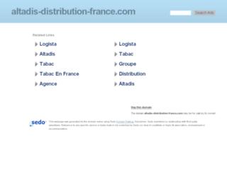 altadis-distribution-france.com screenshot
