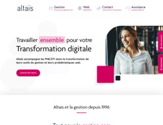 altais.fr screenshot