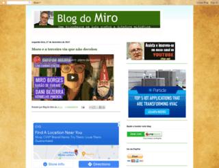 altamiroborges.blogspot.com.br screenshot