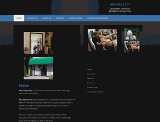 altamodahair.com screenshot