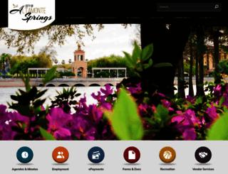 altamonte.org screenshot