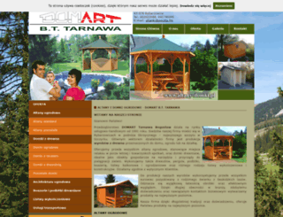 altany-domki.com screenshot