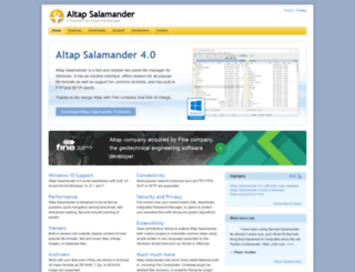 altap.cz screenshot