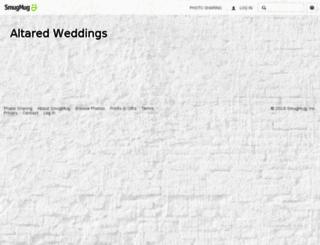 altared.smugmug.com screenshot