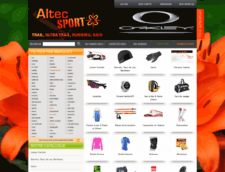 altecsport.com screenshot