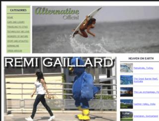 altemagazine.us screenshot