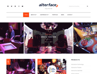alterface.com screenshot