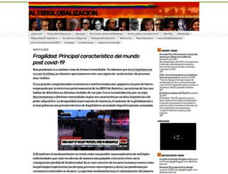alterglobalizacion.wordpress.com screenshot